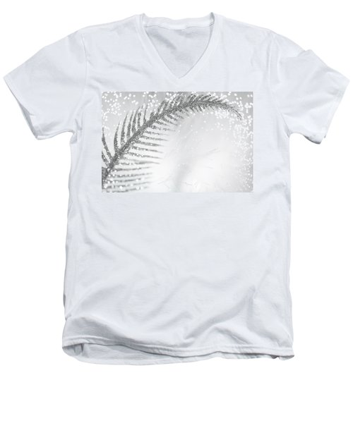 White Bird Men's V-Neck T-Shirt