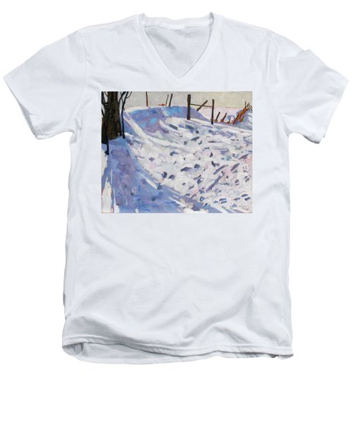 Wild Life Men's V-Neck T-Shirt