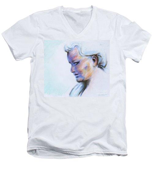 Wind Mother Men's V-Neck T-Shirt