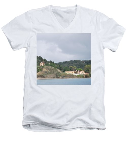 Windmill Built 1830 Men's V-Neck T-Shirt