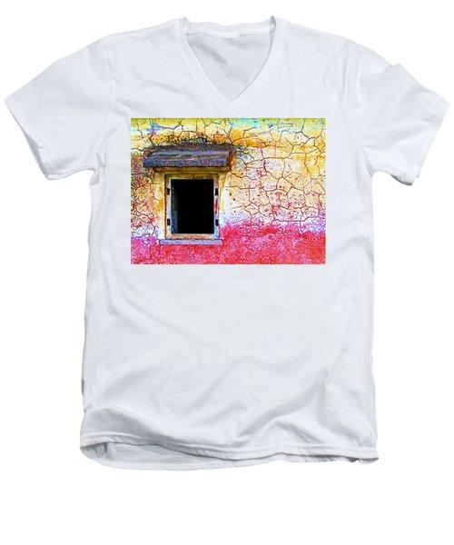 Window Of Opportunity Men's V-Neck T-Shirt