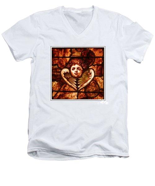 Wings Of An Angel Men's V-Neck T-Shirt
