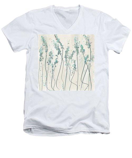 Winter Spring Men's V-Neck T-Shirt