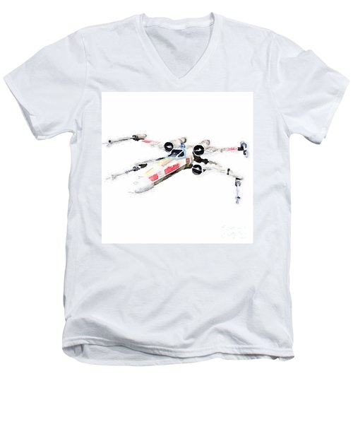 X-wing Men's V-Neck T-Shirt
