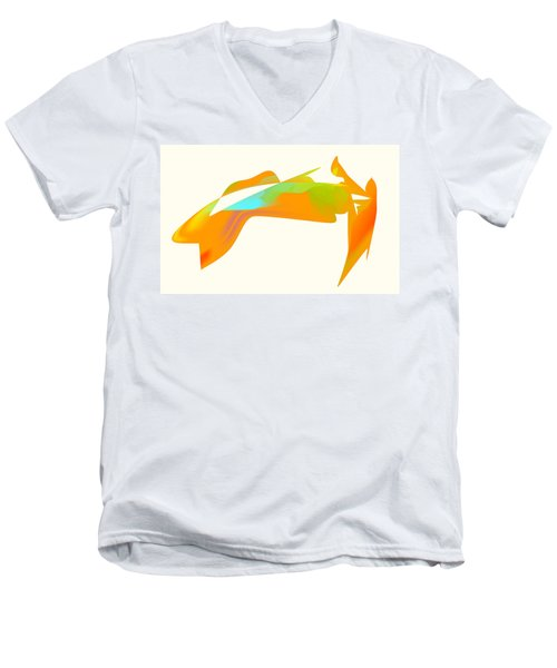 Falcon Pond Men's V-Neck T-Shirt