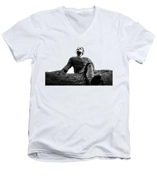 Sea Of Dreams Men's V-Neck T-Shirt