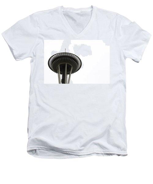 The Needle Men's V-Neck T-Shirt