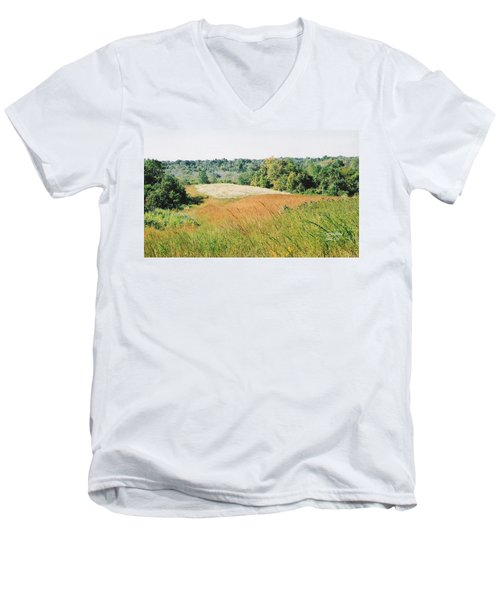 Are We Willing Men's V-Neck T-Shirt