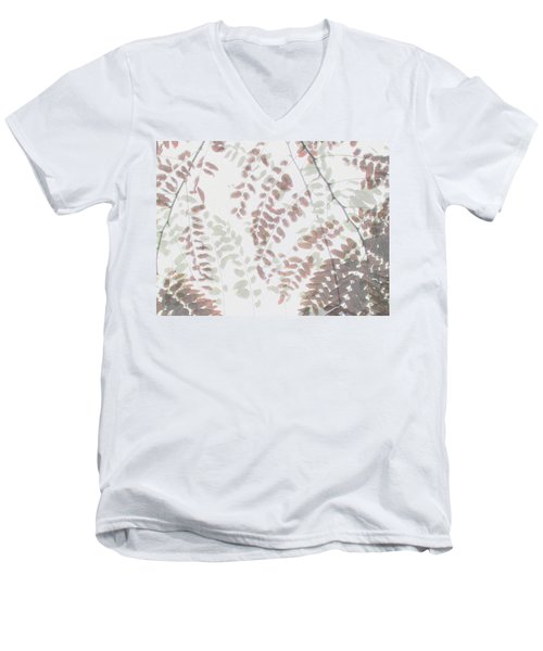 Autumn Meeting Men's V-Neck T-Shirt