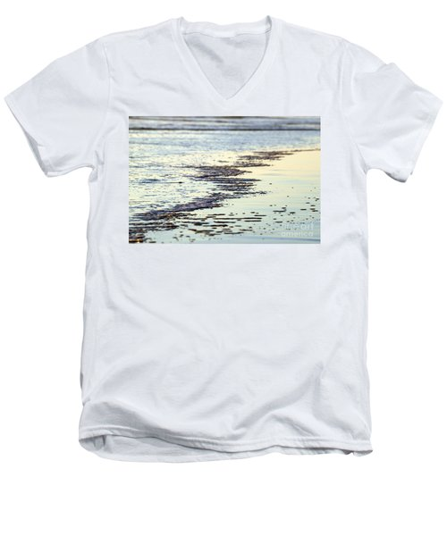 Beach Water Men's V-Neck T-Shirt