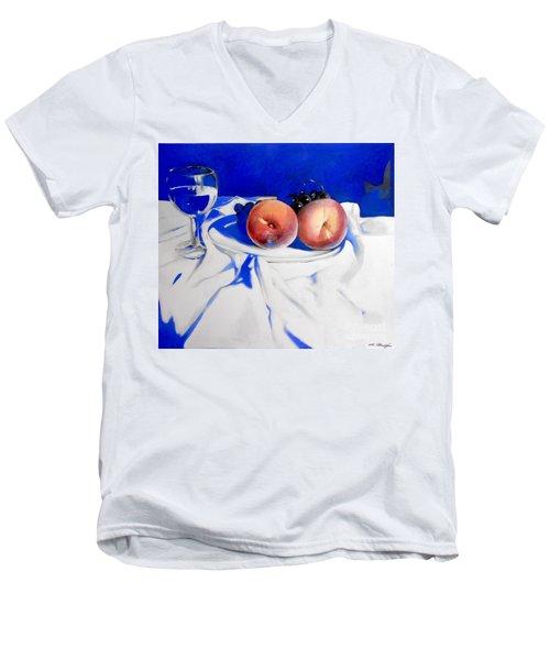 Beaute De La Peche Men's V-Neck T-Shirt