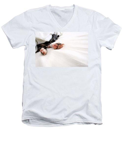 Bed Feels So Good Men's V-Neck T-Shirt