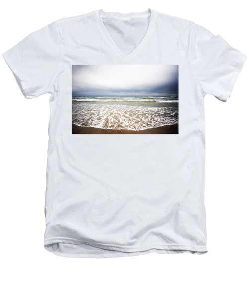 Best Of The Beach Men's V-Neck T-Shirt