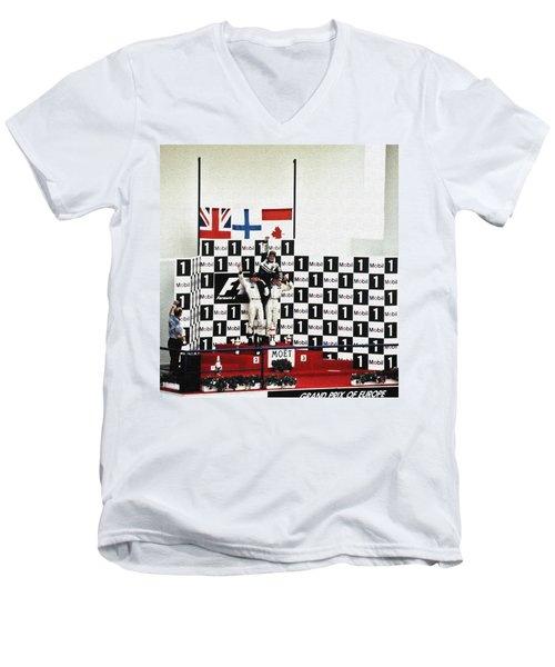 Circuito De Jerez 1997 Men's V-Neck T-Shirt