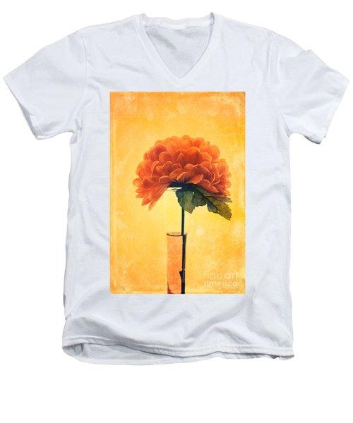 Estillo - 01i2t03 Men's V-Neck T-Shirt