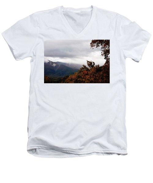 Etheral Men's V-Neck T-Shirt