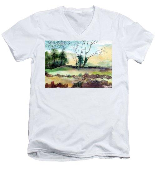 Far Beyond Men's V-Neck T-Shirt