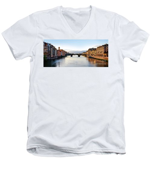 Firenze - Italia Men's V-Neck T-Shirt