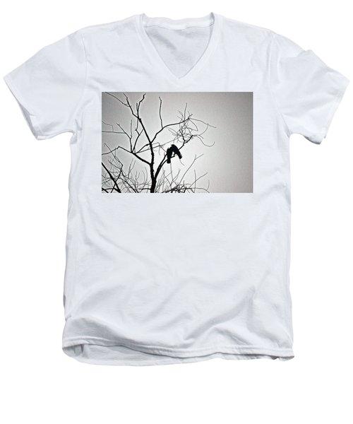 Folie A Deux Men's V-Neck T-Shirt