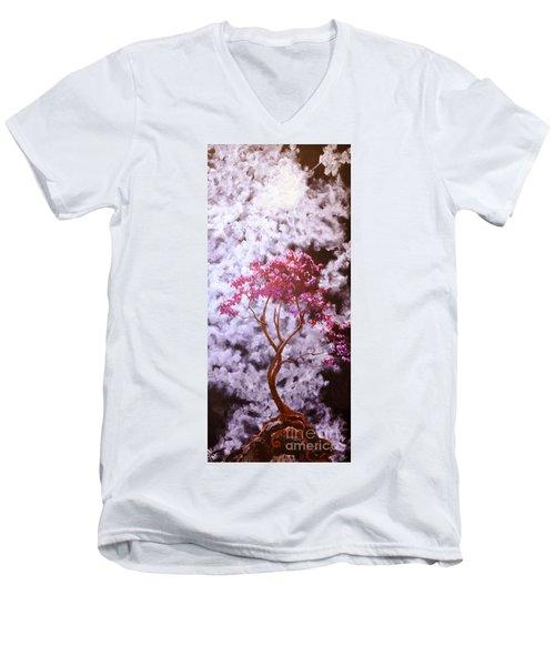 Give Me Light Men's V-Neck T-Shirt
