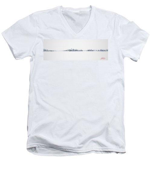 Harbor View Men's V-Neck T-Shirt