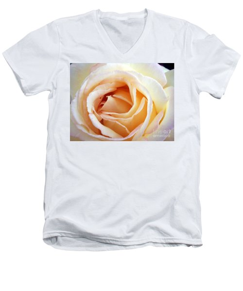 Love Unfurling Men's V-Neck T-Shirt