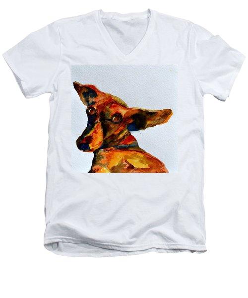 Macey Men's V-Neck T-Shirt