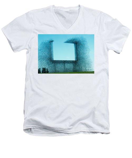 Missing Men's V-Neck T-Shirt