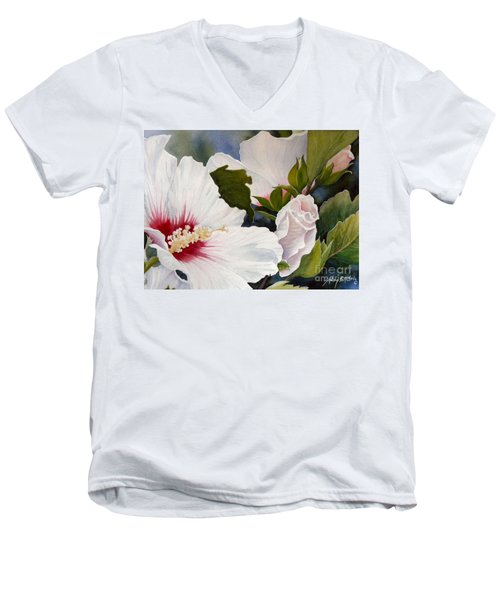 Morning Gift Sold Men's V-Neck T-Shirt