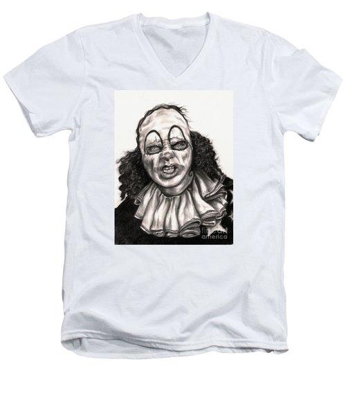 Mr. Jelly Men's V-Neck T-Shirt