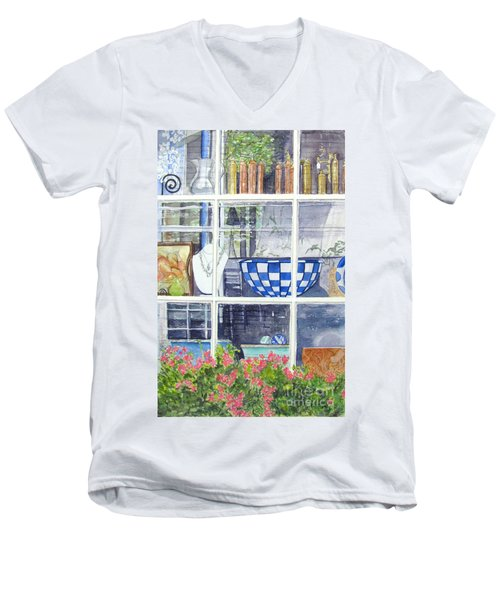 Nantucket Shop-lecherche Midi Men's V-Neck T-Shirt