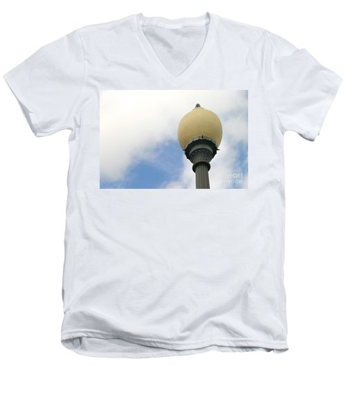 Old Street Light Men's V-Neck T-Shirt
