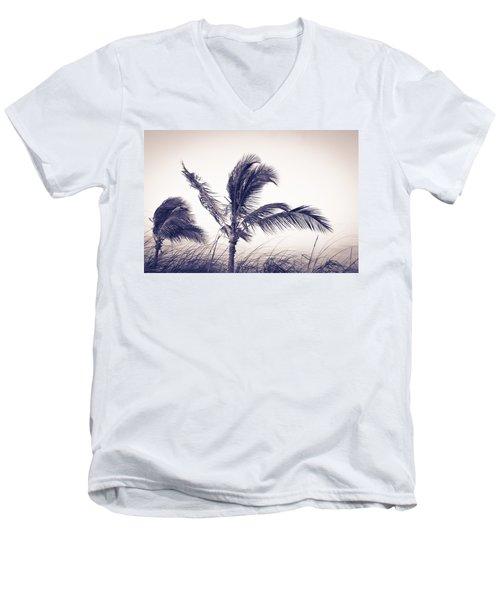 Palms 4 Men's V-Neck T-Shirt