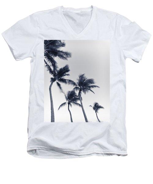 Palms 6 Men's V-Neck T-Shirt