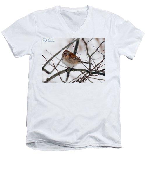 Rusty Cap Men's V-Neck T-Shirt