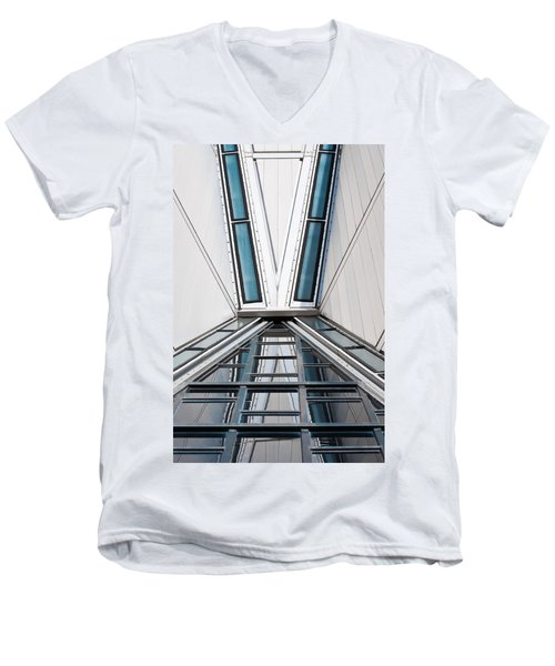 Structure Reflections Men's V-Neck T-Shirt