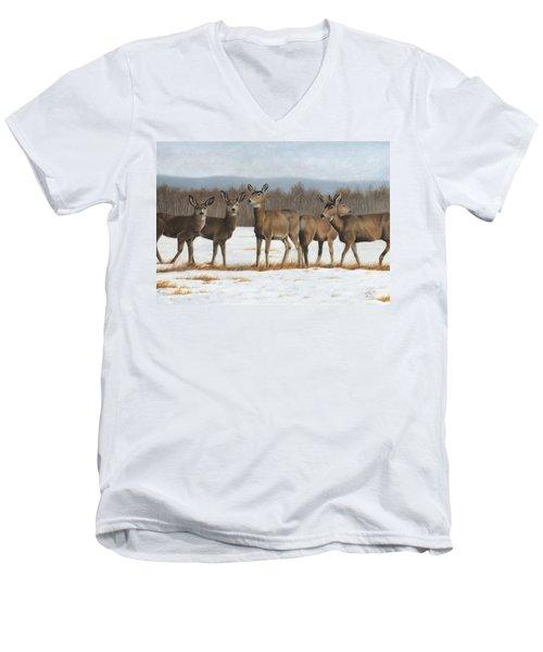 The Gathering Men's V-Neck T-Shirt