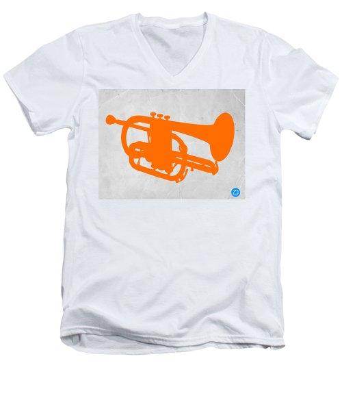 Tuba  Men's V-Neck T-Shirt