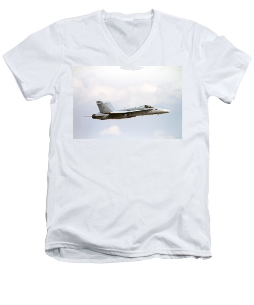 Wing Man Men's V-Neck T-Shirt