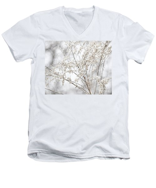 Winter Sight Men's V-Neck T-Shirt