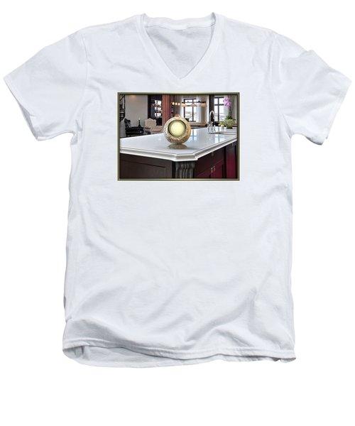 ' An Ergo Energy Enhancer - On 1 ' Men's V-Neck T-Shirt