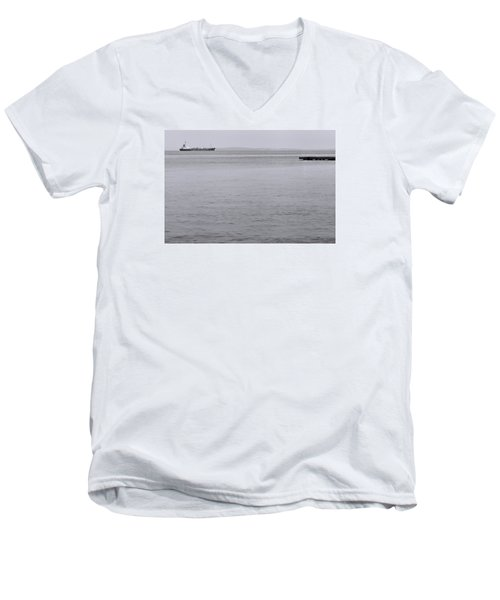 Bay  Men's V-Neck T-Shirt