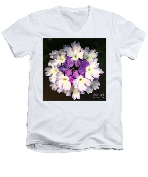 Perfect Crown Of Mother Nature Men's V-Neck T-Shirt by Jasna Gopic