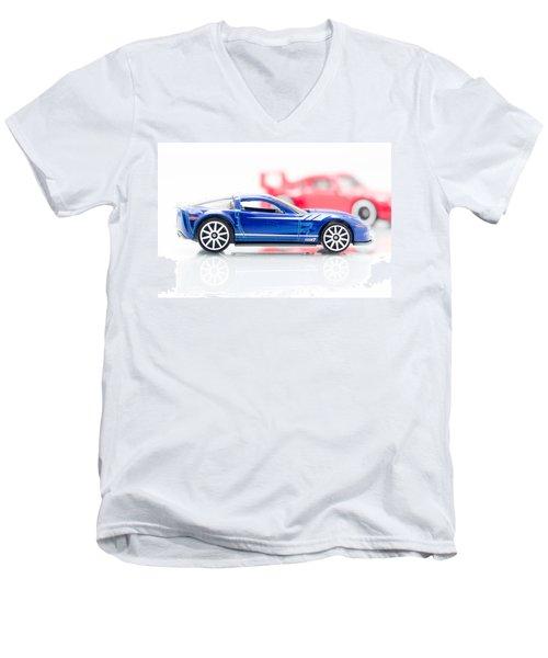 09 Zr1 Men's V-Neck T-Shirt