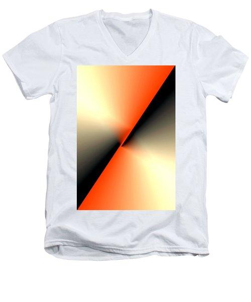 3006-2017 Men's V-Neck T-Shirt