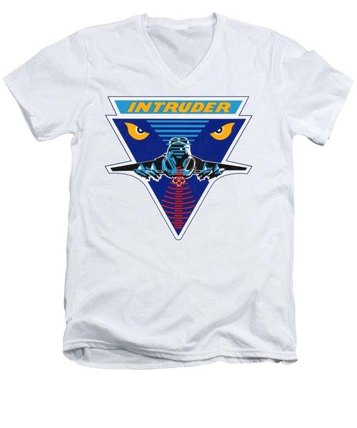 A-6 Intruder Men's V-Neck T-Shirt