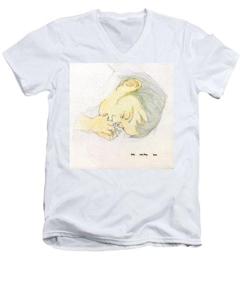 Ants Dream Men's V-Neck T-Shirt