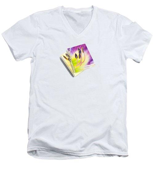 Botanique Men's V-Neck T-Shirt
