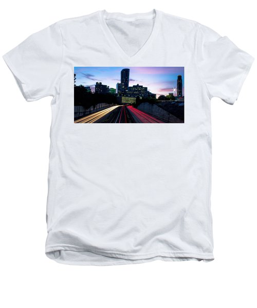 Buckhead Men's V-Neck T-Shirt