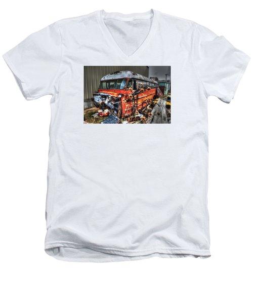 Bus Ride Men's V-Neck T-Shirt